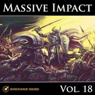 Music collection: Massive Impact, Vol. 18