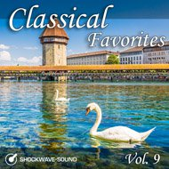 Music collection: Classical Favorites, Vol. 9