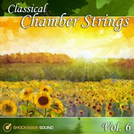 Music collection: Classical Chamber Strings, Vol. 6