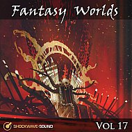 Music collection: Fantasy Worlds, Vol. 17