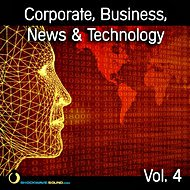 Music collection: Corporate, Business, News & Technology, Vol. 4