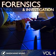 Music collection: Forensics & Investigation Vol. 4