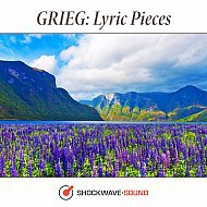 Music collection: Classical Piano Favorites, Vol. 10: GRIEG Lyric Pieces