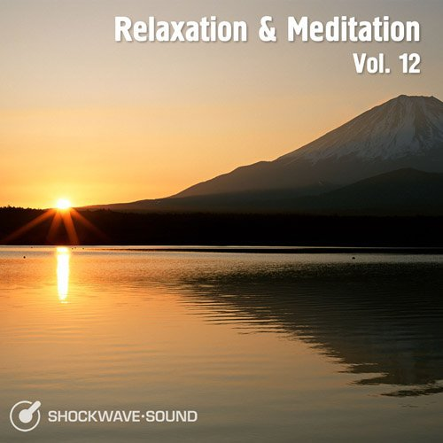 Stock Music collection Relaxation & Meditation, Vol  12