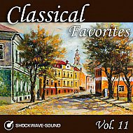 Music collection: Classical Favorites, Vol. 11