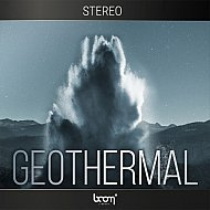 Sound-FX collection: Boom Geothermal - Stereo edition