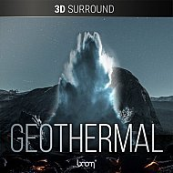 Sound-FX collection: Boom Geothermal - 3D Surround edition