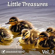 Music collection: Little Treasures, Vol. 3